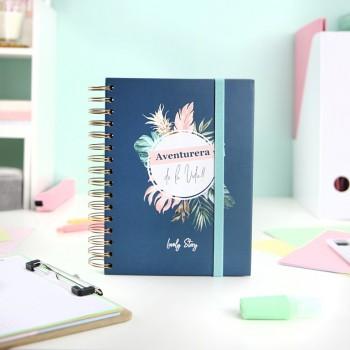 Cuaderno A5 Aventurera