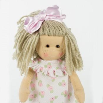 Muñeca trapo Meghan
