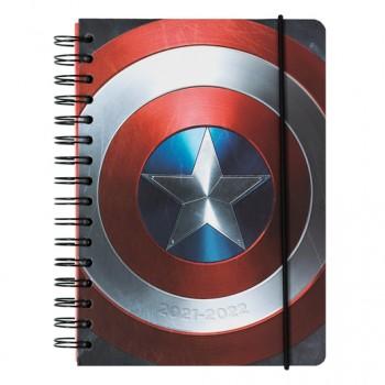 Agenda escolar Capitán...