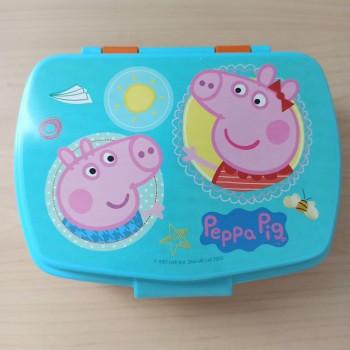 Sandwichera Peppa Pig