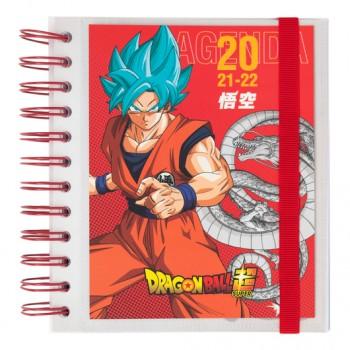 Agenda escolar Dragon Ball...