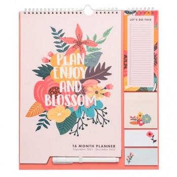 Planner botanical 2021/2022