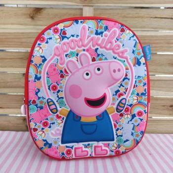 Mochila Peppa Pig 3D
