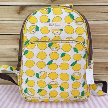 Mochila limones
